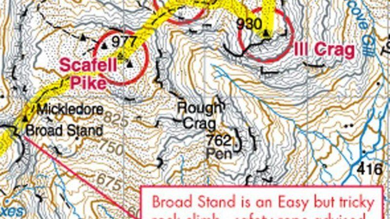Bob Graham Map