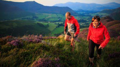 Guided trail, fell or skyrunning