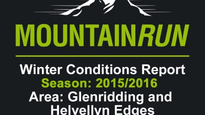 Winter Conditions Reports for 2015/2016 - Latest update: 5th March 2016