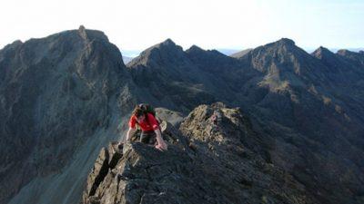 Snowdon Horseshoe Record Holder enters True Mountain Lakes Sky Ultra™