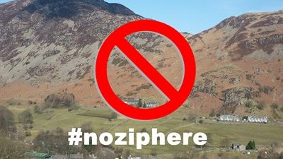 No Zip Here - Statements by the LDNPA & Local Community