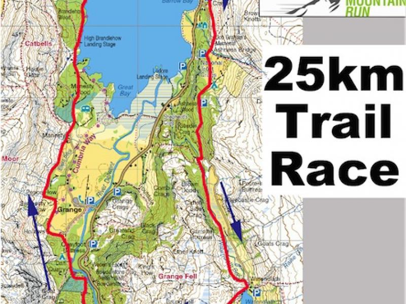 25Km Trail Race 2016
